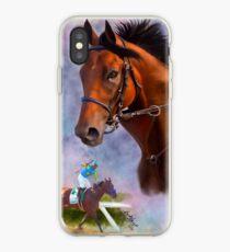 American Pharoah, Triple Crown Winner iPhone Case
