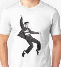 Elvis Falling Unisex T-Shirt
