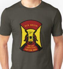 NCR 1st Recon Sticker & Tshirt Unisex T-Shirt