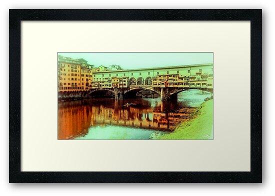 Ponte Vecchio by FelipeLodi