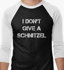 I Don't Give A Schnitzel Shirt - Oktoberfest Shirt T-Shirt