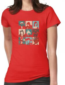 Final Pop Womens Fitted T-Shirt