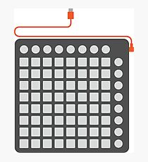 Launchpad S - Iconic Gear Photographic Print