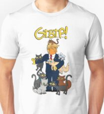 DonaldTrump / Simpsons Mashup . Grab Them By The Pussy T-Shirt