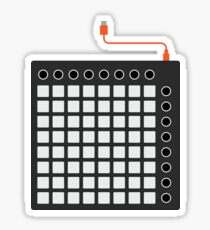 Launchpad MKII - Iconic Gear Sticker