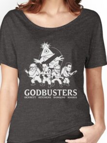 GODBUSTERS Women's Relaxed Fit T-Shirt