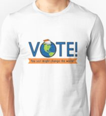 VOTE! Slim Fit T-Shirt