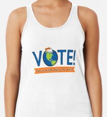 VOTE! Women's Tank Top