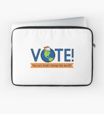 VOTE! Laptop Sleeve