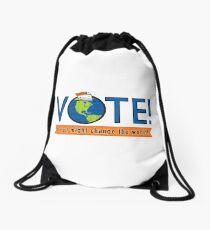 VOTE! Drawstring Bag