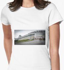 Grand Hotel mackinaw Island Women's Fitted T-Shirt
