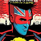 Post-Punk Comics | England Is Mine by butcherbilly