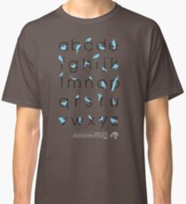 A-Z of bird watching Classic T-Shirt