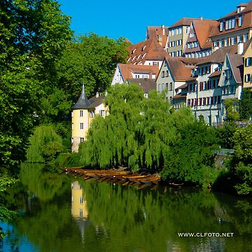 Höderlin Tower, Tübingen, Germany by leemcintyre