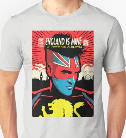 Post-Punk Comics | England Is Mine T-Shirt