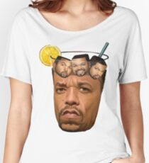 Ice T & Ice Cube - High Quality OG Women's Relaxed Fit T-Shirt