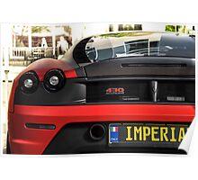 Novitec Ferrari F430 Scuderia Poster