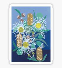 Australian Native flowers Sticker