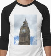 bigben Men's Baseball ¾ T-Shirt