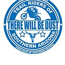 There Will be Dust Dual Sport Benefit Ride by GrumpyDog