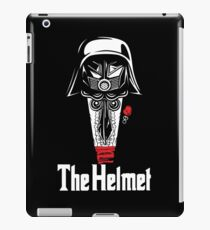 The Helmet-Godfather of the Dark Schwartz iPad Case/Skin