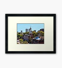 The Cradle of Liberty Framed Print