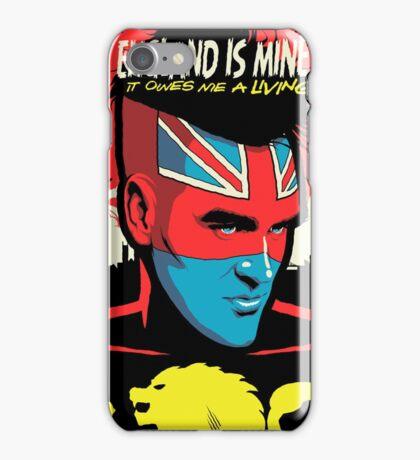 Post-Punk Comics | England Is Mine iPhone Case/Skin
