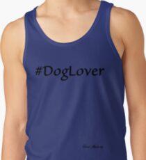 #DOGLOVER Men's Tank Top