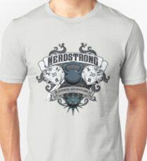 Nerdstrong Gym - Rollin' 20's Unisex T-Shirt