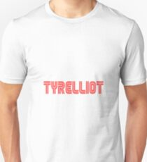 Tyrelliot Typography Unisex T-Shirt