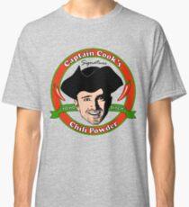 Captain Cook's Chili P Classic T-Shirt