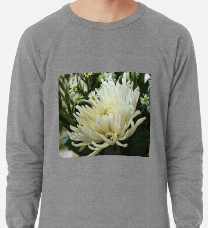 BEAUTIFUL IN WHITE  Lightweight Sweatshirt