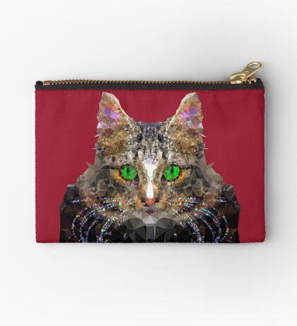 Imperial Boss cat Zipper Pouch
