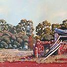 Old Homestead by Michael Jones