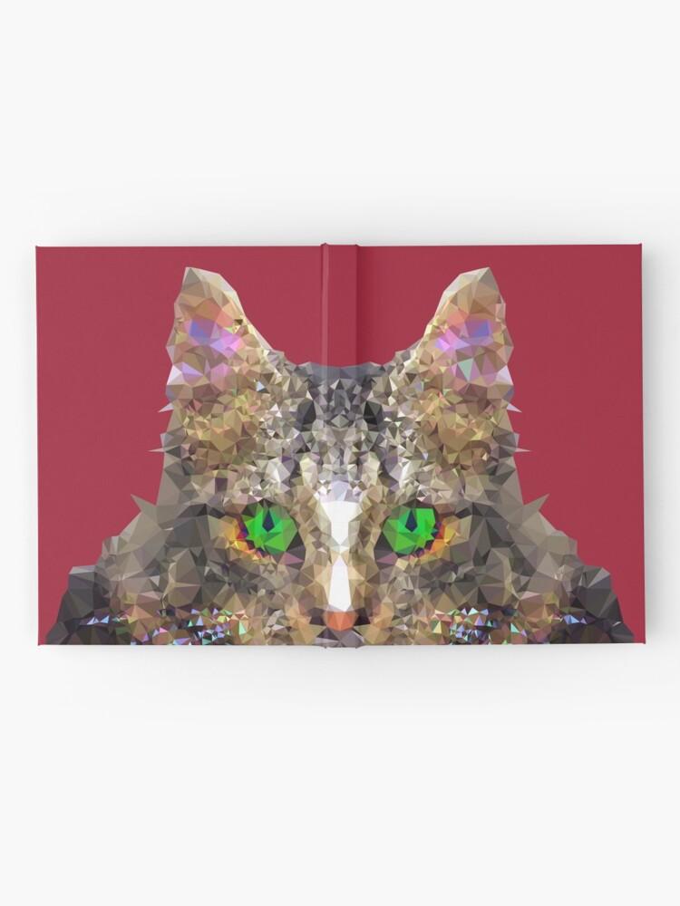Alternate view of Imperial Boss cat Hardcover Journal