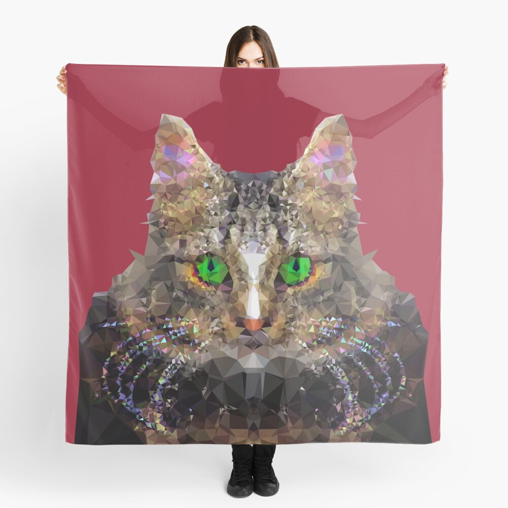 Imperial Boss cat Scarf