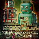 Welcome To Tongland by Marcus Hislop
