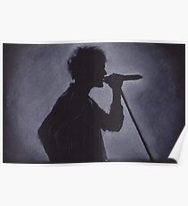 Who's that shadow... (Louis Tomlinson) Poster