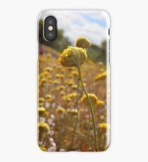 Wildflower Season iPhone Case/Skin