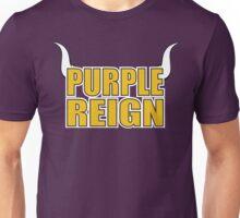 Purple Reign Vikings T-Shirt - Minnesota Vikings  Unisex T-Shirt