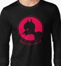 Fruit Batman Long Sleeve T-Shirt