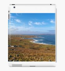 Donegal, Ireland Coast iPad Case/Skin