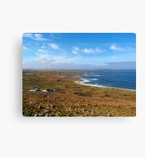 Donegal, Ireland Coast Canvas Print