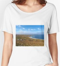 Donegal, Ireland Coast Women's Relaxed Fit T-Shirt