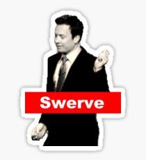 Jimmy Swerve Sticker