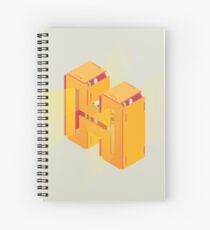 Handicraft Spiral Notebook