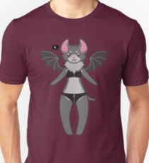 Goth Bat Unisex T-Shirt