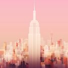 «Nueva york Empire state building» de elfelipe