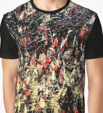 ABSTRACT ARMY OF DARKNESS Graphic T-Shirt