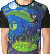 Dark Witch Graphic T-Shirt